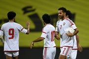 دیدار ایران و امارات با حضور هواداران برگزار می شود+ جزئیات