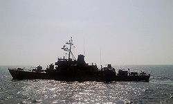 جماران۲؛ نگهبان ایران در بزرگترین دریاچه جهان