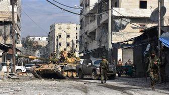 حلب در آستانه آزادی کامل