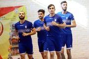 اسامی بازیکنان دعوت شده به اردوی تیم ملی
