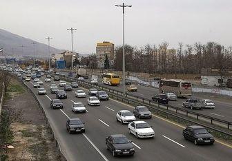 وضعیت راههای کشور در ۲۴ شهریور ماه/ افزایش ۰.۵ درصدی تردد در محورهای مواصلاتی کشور