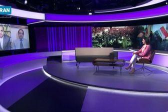 تحلیلگر تلویزیون لندنی در سودای کمرنگ شدن اربعین امسال!/ فیلم