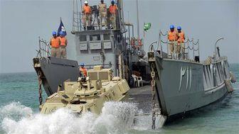 رزمایش نظامی مشترک عربستان و پاکستان