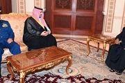 پسر پادشاه سعودی در عمان چه میکند؟