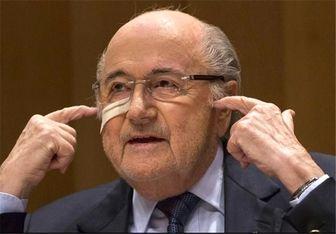 هشدار بلاتر درباره استفاده از ویدئوچک در فینال جام جهانی