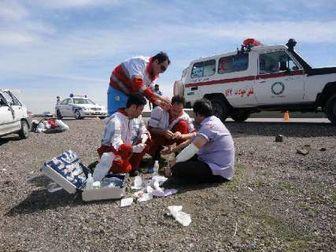 آماده باش نوروزی ۱۳۷۸ پایگاه امداد و نجات