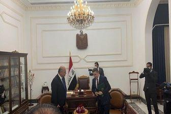 «الزرفی» رسما مامور تشکیل کابینه عراق شد