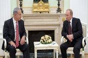 گفتگوی تلفنی پوتین و نتانیاهو درباره سوریه