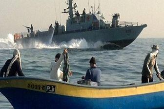 تیراندازی گارد ساحلی عربستان سعودی به سمت صیادان بوشهر