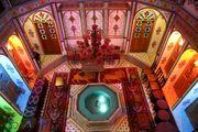 شاهکار معماری ایرانی در یک نما/ عکس