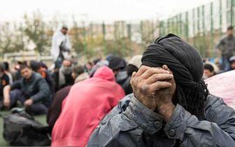 قرنطینه 1203 نفر از معتادان متجاهر