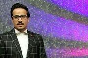 حسین سلیمانی با ماسکی خندان /عکس