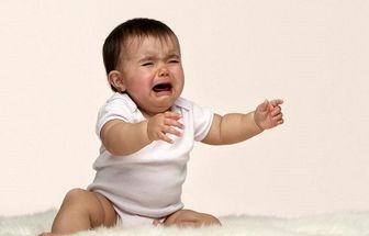 علت گریه کودکان در سنین مختلف
