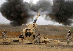 حمله نیروهای یمنی به متجاوزان سعودی در جیزان