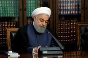 پیام تسلیت روحانی برای درگذشت وزیر اسبق