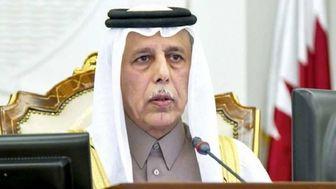 نخست وزیر سابق قطر رژیم صهیونیستی را به رسمیت شناخت