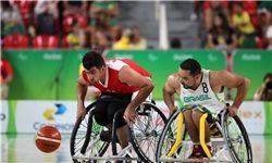 تیم بسکتبال با ویلچر ایران دهم شد