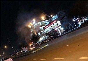 یک انفجار تروریستی در کرکوک