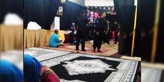 دستگیری 23 عزادار حسینی به خاطر عزاداری محرم+عکس