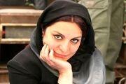 شادی خاص تهمینه میلانی برای برد والیبالیست های تیم ملی ایران /عکس