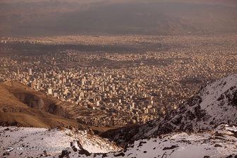 کیفیت هوای تهران در هفته گذشته چگونه بود؟