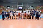 تیم ملی والیبال ایران ۱ - روسیه ۳/ شکست در اولین بازی جام
