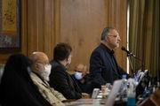 جلسه شورای شهر تهران با حضور علیرضا زاکانی/ گزارش تصویری