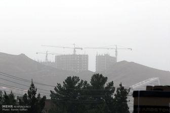 کیفیت هوای ارومیه برای گروه های حساس ناسالم اعلام شد