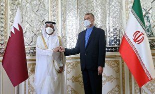 دلیل سفر وزیر خارجه قطر به ایران