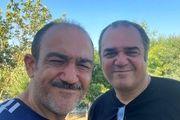 احوال مهران غفوریان پس از عمل قلب از زبان برادرش+ فیلم