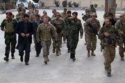 استقبال از فرمانده ناتو و نظامیان آمریکایی با حمله راکتی به غزنی