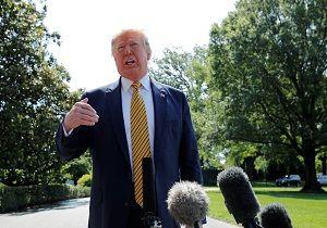 ترامپ: در سفر آسیایی با اون دیدار نمیکنم
