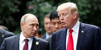ترامپ: با پوتین درباره تبانی مسکو با طالبان حرفی نزدم