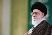رهبر انقلاب در آبهای خلیج فارس/عکس