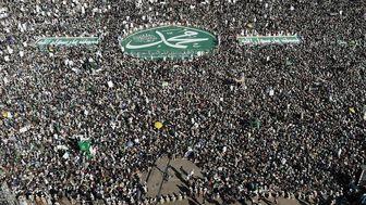 جشن میلاد حضرت رسول (ص) با حضور هزاران یمنی+ عکس