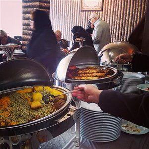 قیمت غذا در رستورانها افزایش یافت