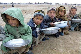 گرسنگی بیش از ۷ میلیون کودک افغان و نیاز فوری به کمک