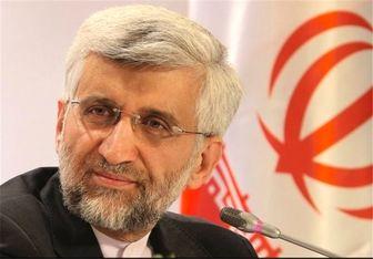 تبریک سعید جلیلی به حجتالاسلام رئیسی