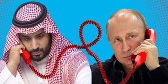 درخواست بنسلمان از پوتین