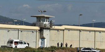 خطای امنیتی مهلک صهیونیستها در زندان جلبوع