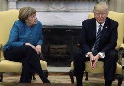 ترامپ به تنش در آلمان بر سر سیاستهای مهاجرتی دامن زد