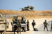 مانور نظامی ارتش رژیم صهیونیستی در مرز با اردن