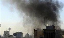 اصابت دهها خمپاره به دمشق