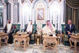 دست و دلبازی آل سعود و دوستان برای اردن