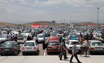 کاهش ۱.۵ میلیون تومانی قیمتها در بازار خودرو