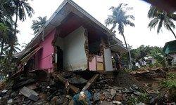 شمار قربانیان زلزله و سونامی اندونزی