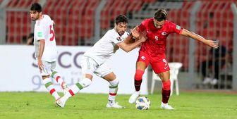 سیستم و ترکیب تیم ملی در بازی با هنگ کنگ اشکال داشت