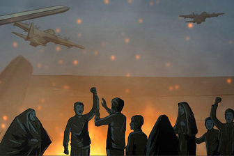 انیمیشن «سردار سلیمانی» کلید خورد
