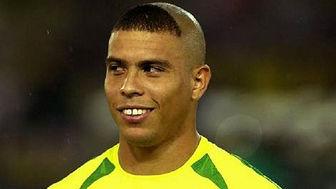 توضیحات رونالدو درباره مدل موی عجیب خود در جام جهانی ۲۰۰۲