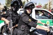 پلیس به عربدهکشی اراذل پایان داد